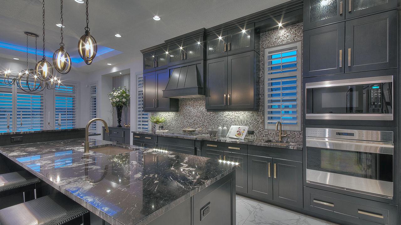Augusta Fine Homes Calgary - Westwood - Kitchen