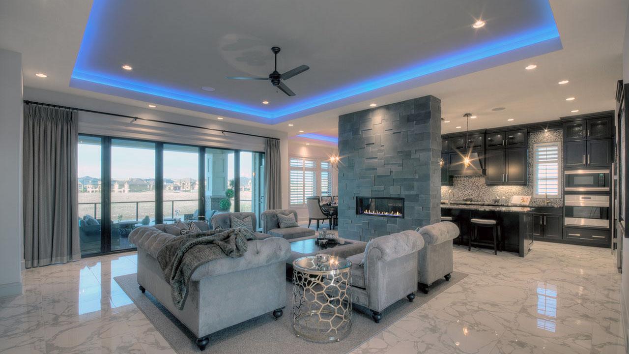 Augusta Fine Homes Calgary - Westwood - LivingRoom3