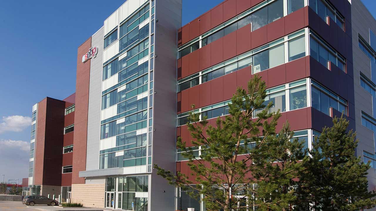 Qualico Commercial Edmonton - Allendale Professional Centre East - Exterior2