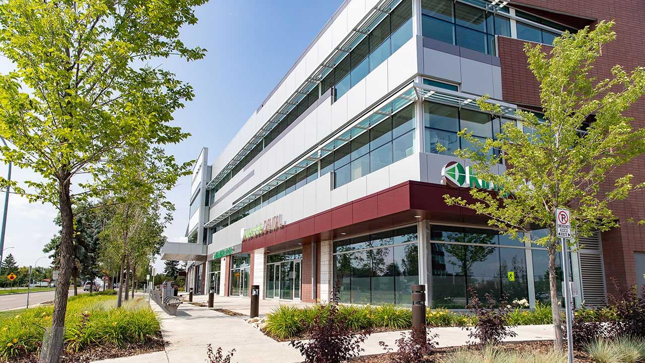 Qualico Commercial Edmonton - Allendale Professional Centre - Exterior2