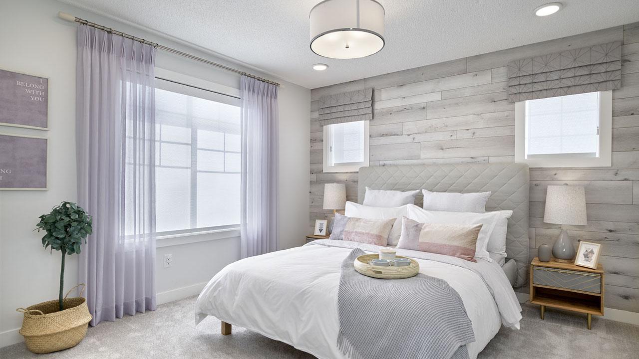 StreetSide Edmonton - Granville - Bedroom