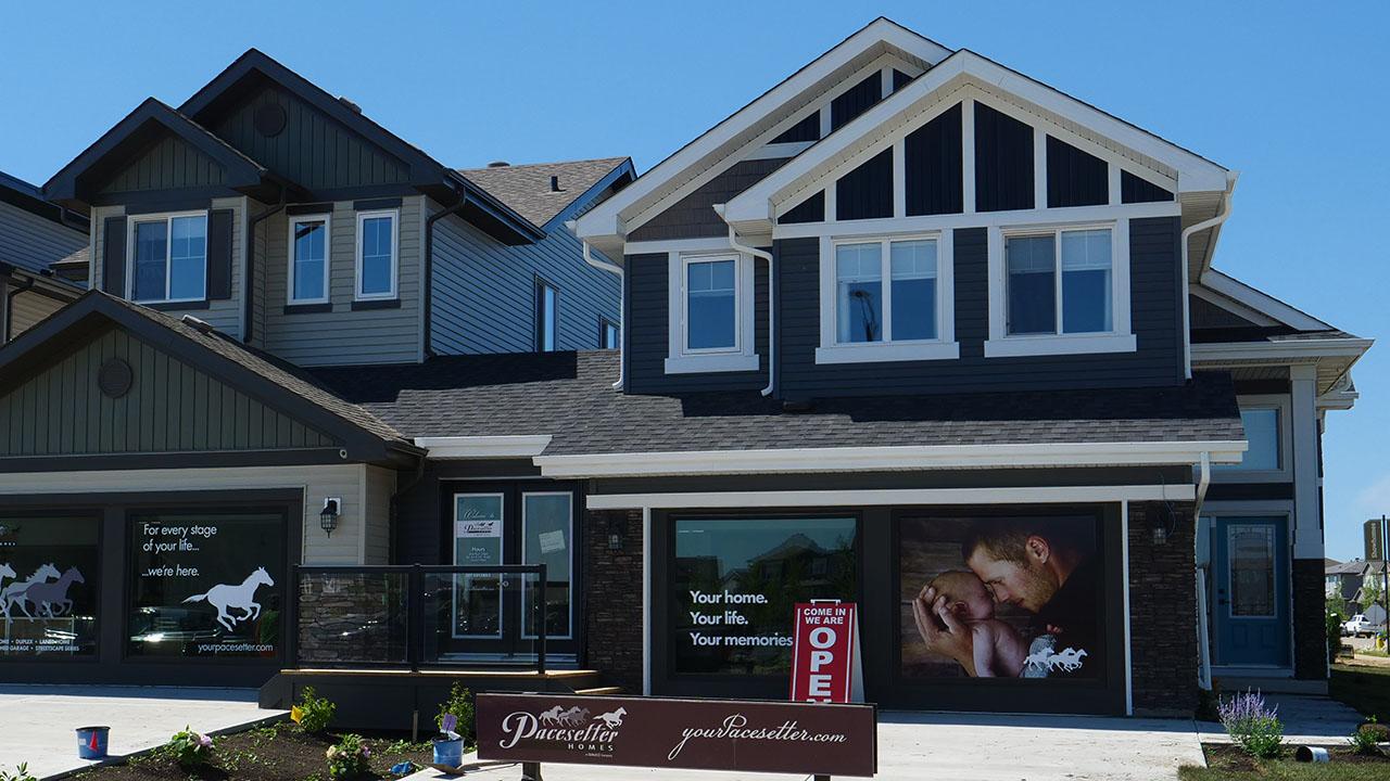 Pacesetter Homes Edmonton - Jayde - Exterior