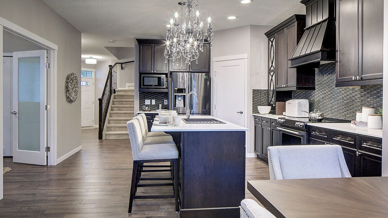Sterling Homes Edmonton - Thomas - Kitchen