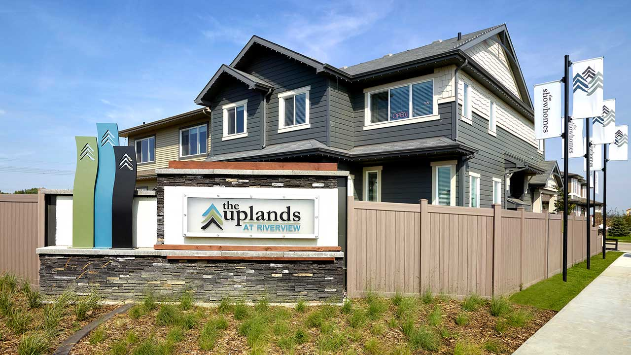 Qualico Edmonton Communities - The Uplands at Riverview - Show Home 1