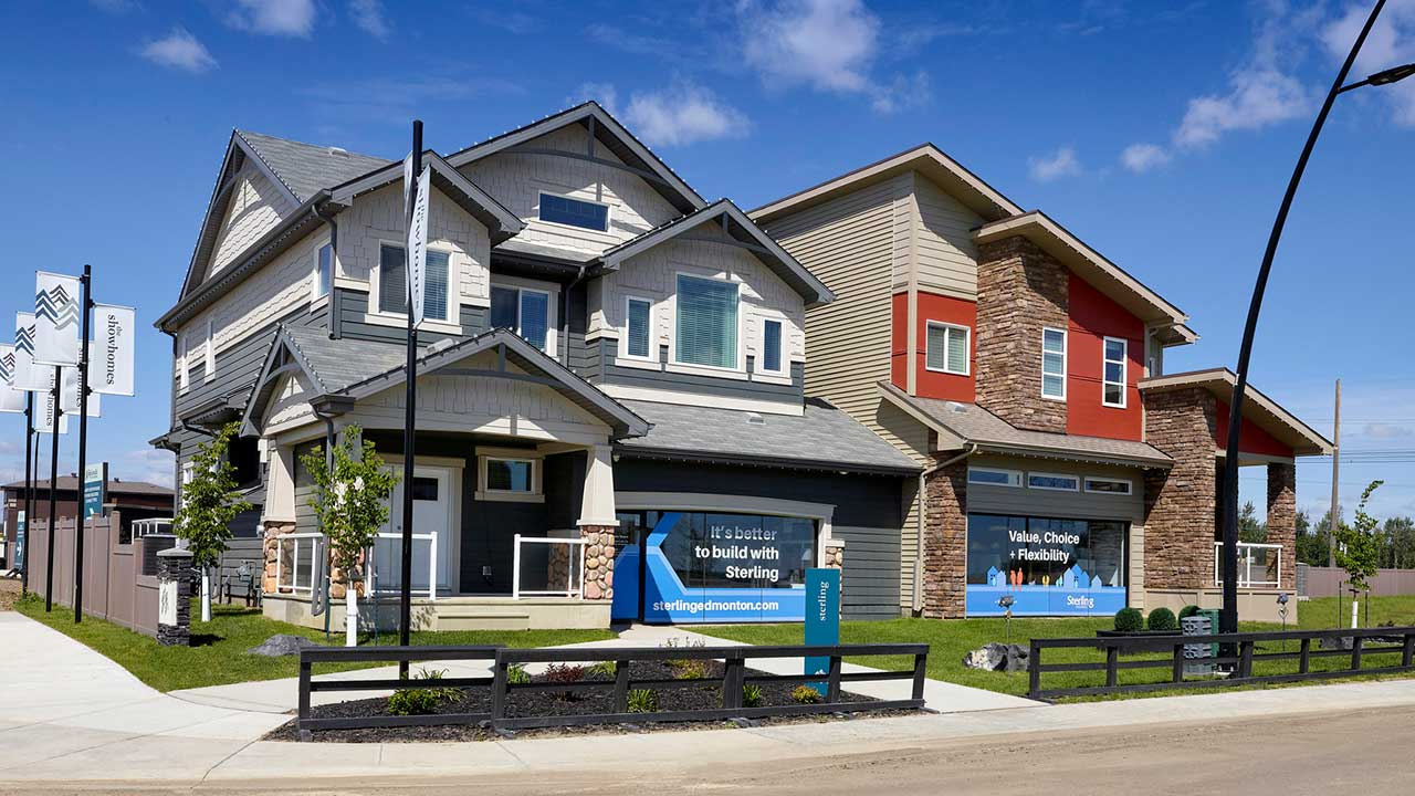 Qualico Edmonton Communities - The Uplands at Riverview - Showhome 3