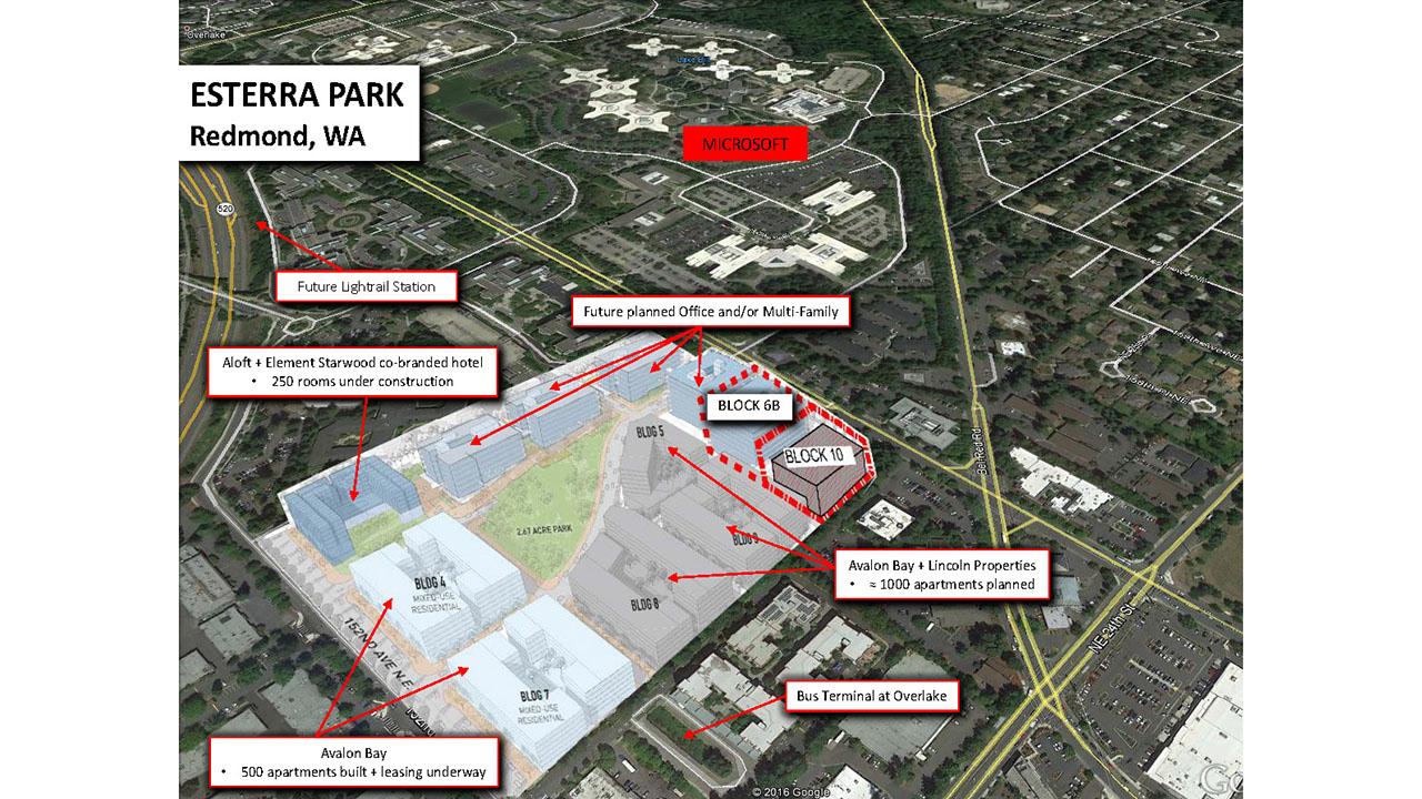 Qualico US - Esterra Park - SiteMap