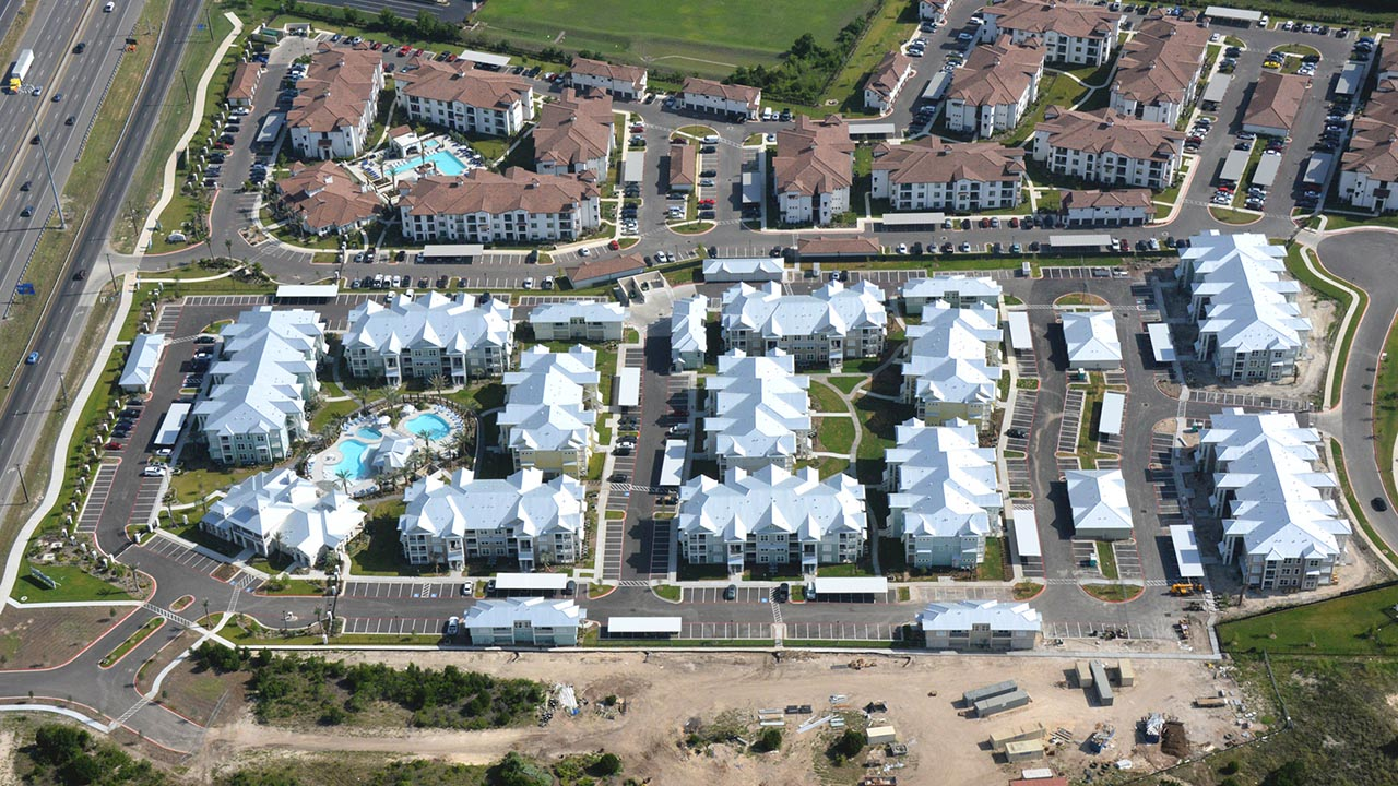 Tech Ridge - Ambrosio - Edgewater - Aerial View