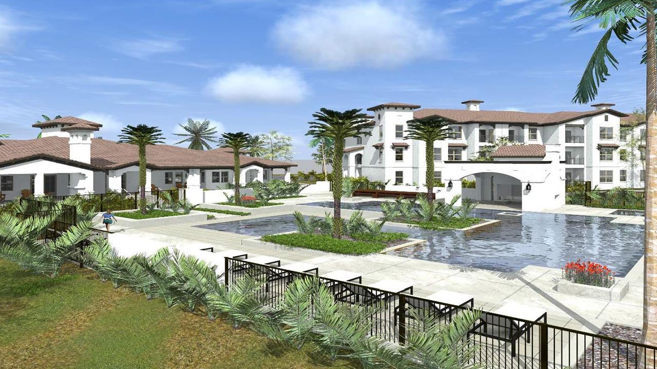 Tech Ridge - Ambrosio - Pool Rendering