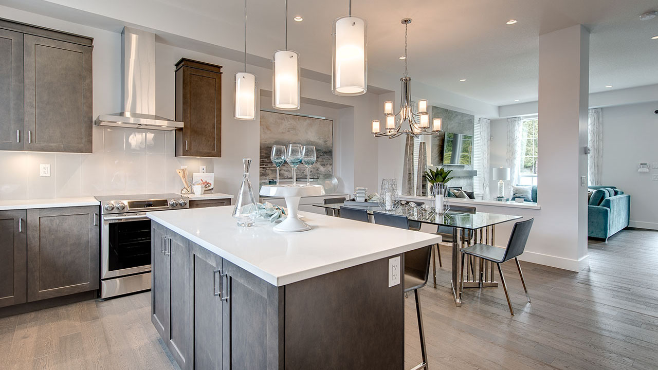Foxridge Homes Vancouver - Brookfield - Kitchen
