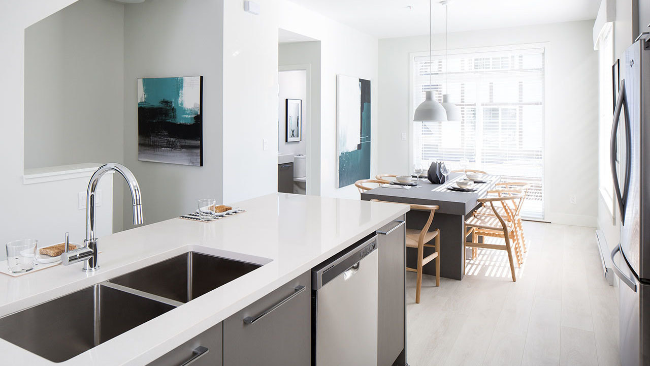 StreetSide Developments BC - Everly Green - Kitchen2