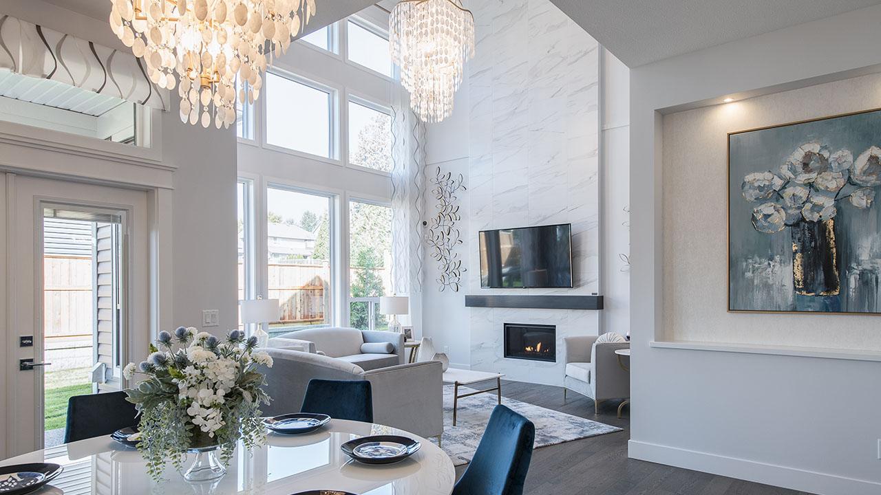 Foxridge Homes Vancouver - Ferndale - LivingRoom