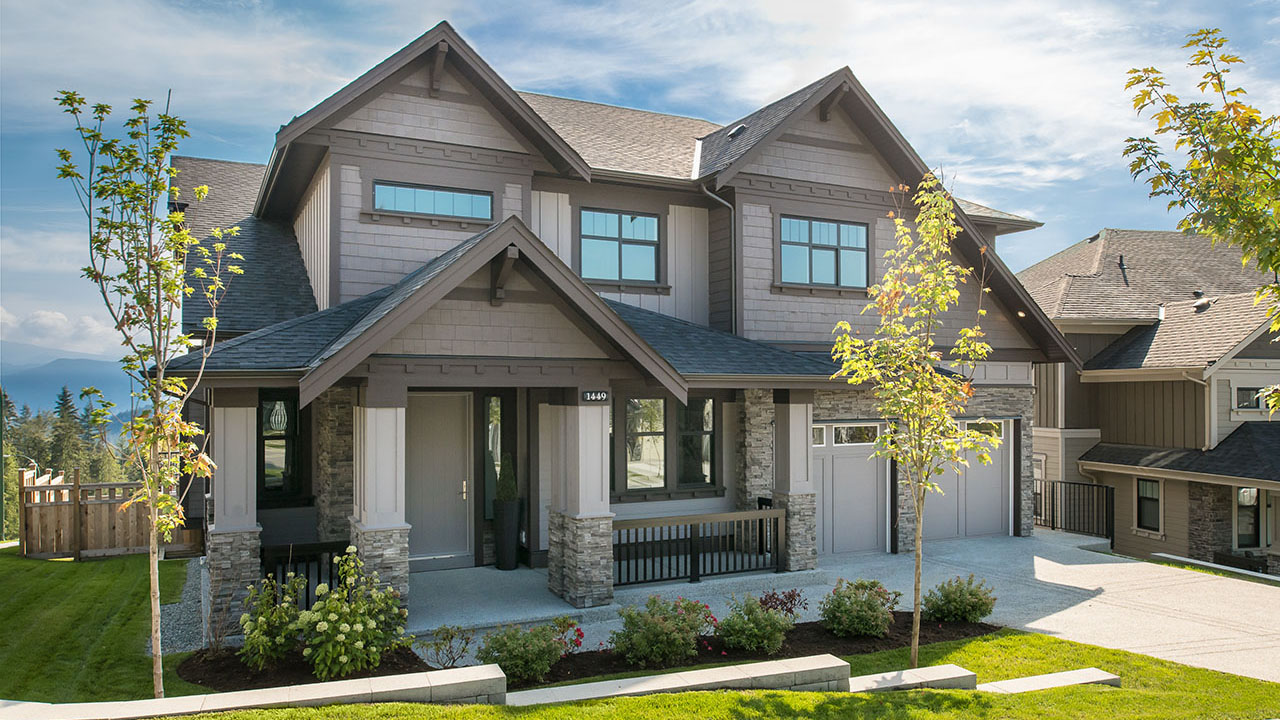 Foxridge Homes Vancouver - Meadowlark - Exterior