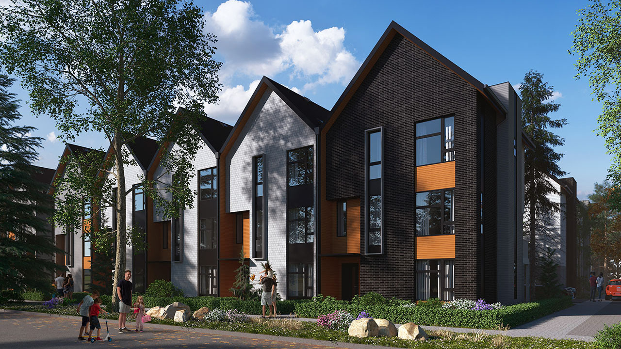 StreetSide BC - Orchard Park - Exterior1 Rendering