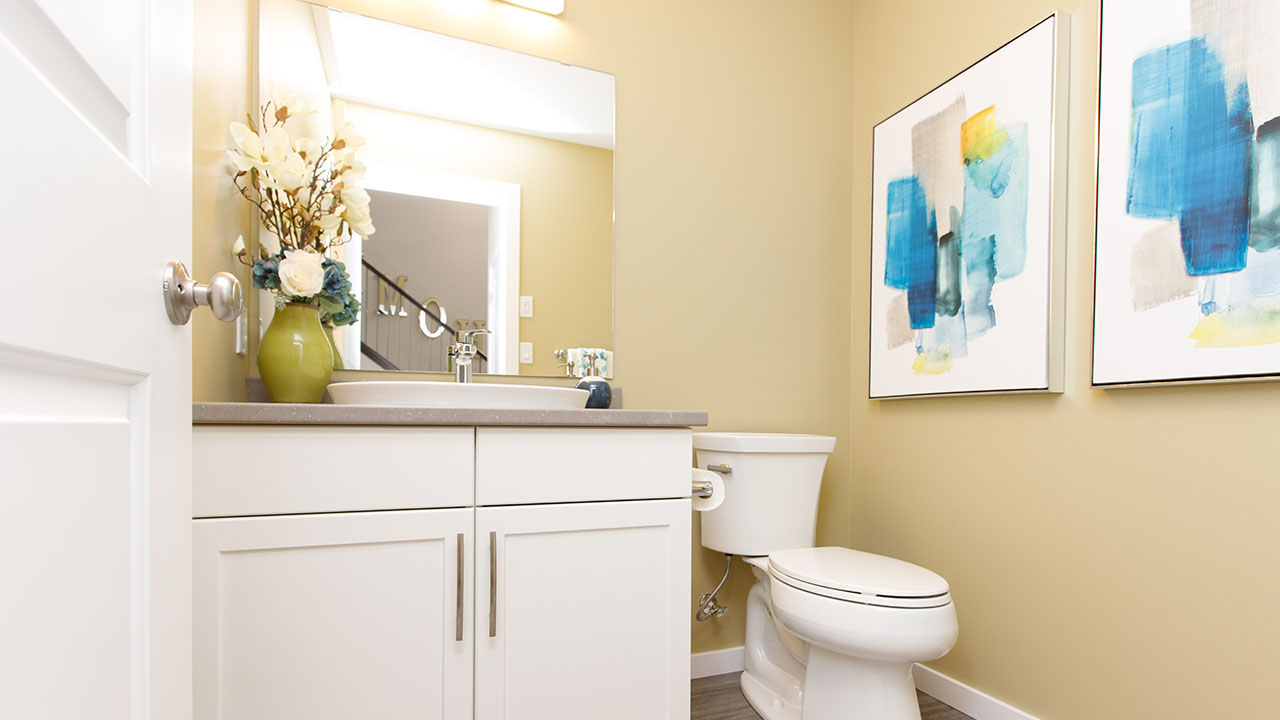 Kensington Homes Winnipeg - Clearbrook - Bathroom
