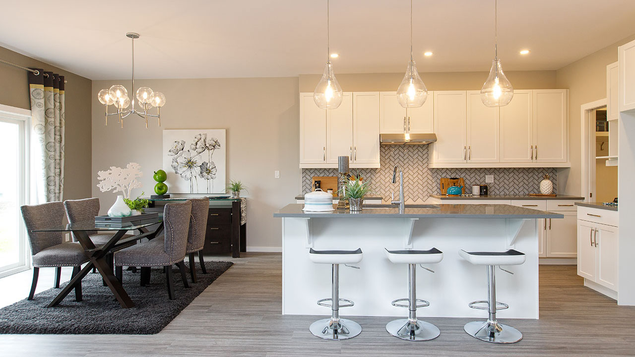 Kensington Homes Winnipeg - Clearbrook - Kitchen1
