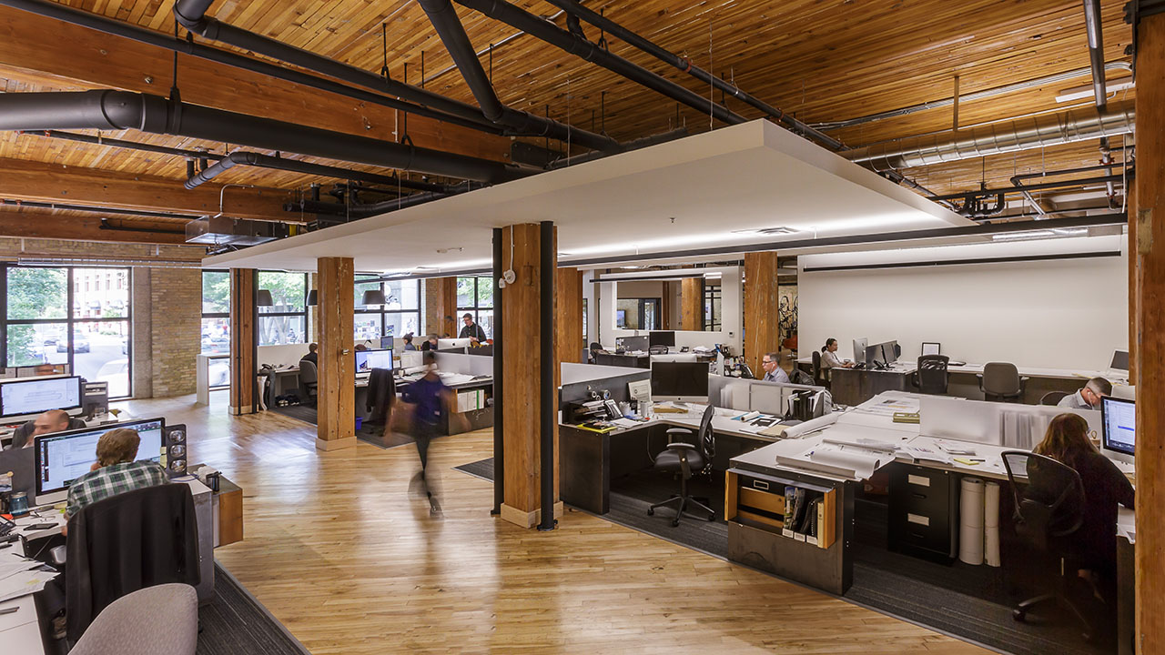 treetSide Winnipeg - District Condos - Commercial Space