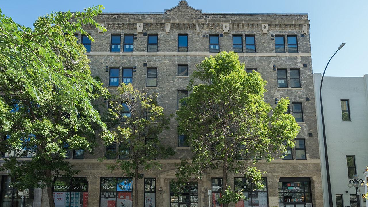 StreetSide Winnipeg - District Condos - Exterior