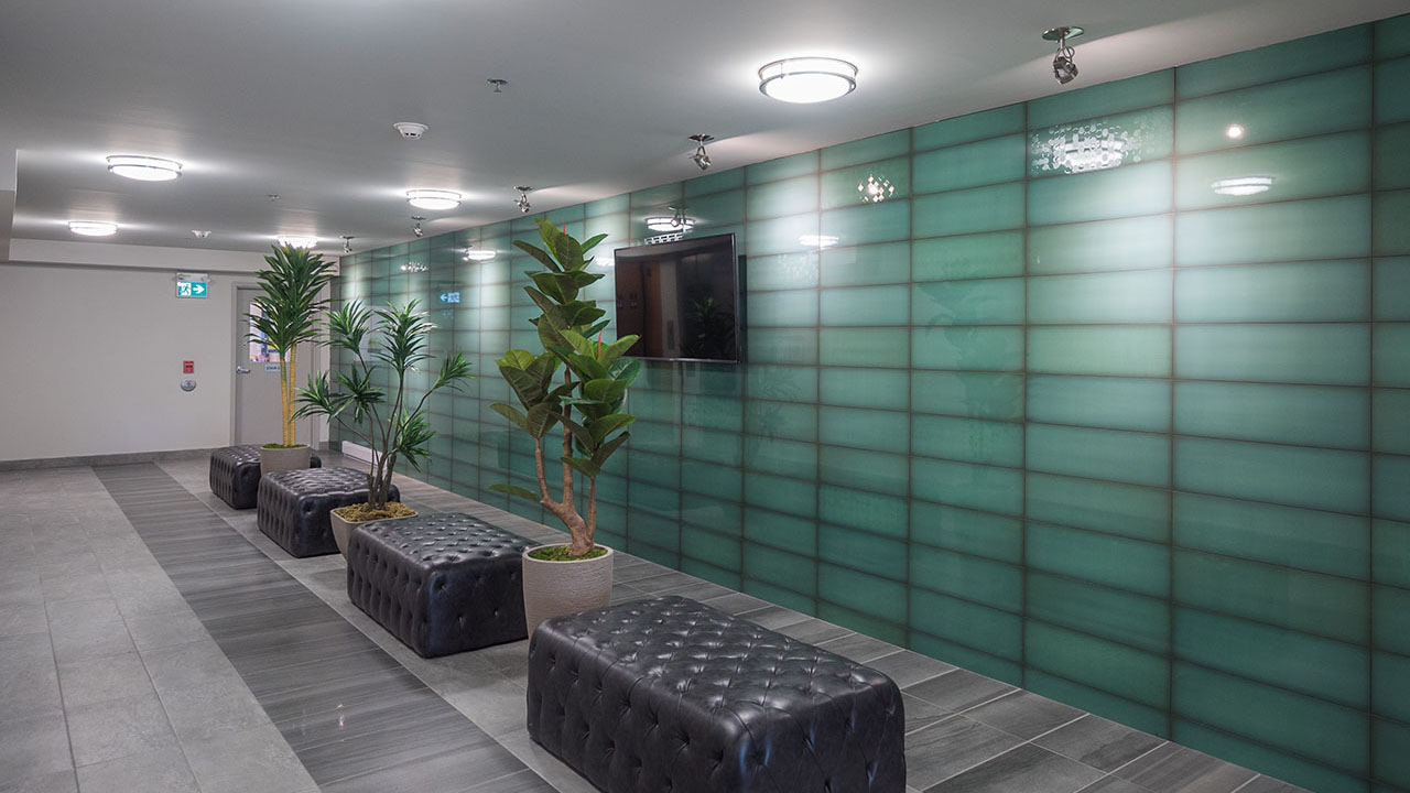 StreetSide Winnipeg - Metro Condos - Lobby